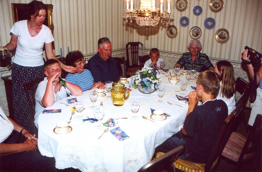 Mom DBs 70th Birthday Party